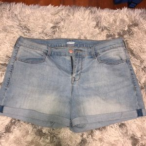 NWOT- Old Navy Jean Shorts